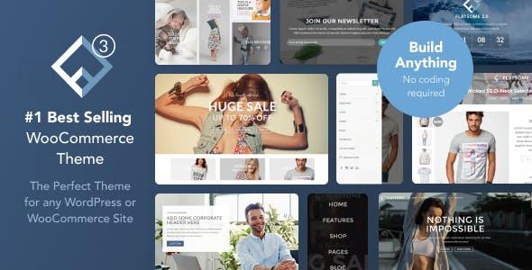Flatsome WooCommerce website theme
