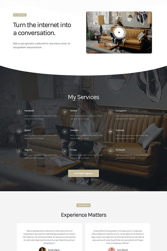 My services 1