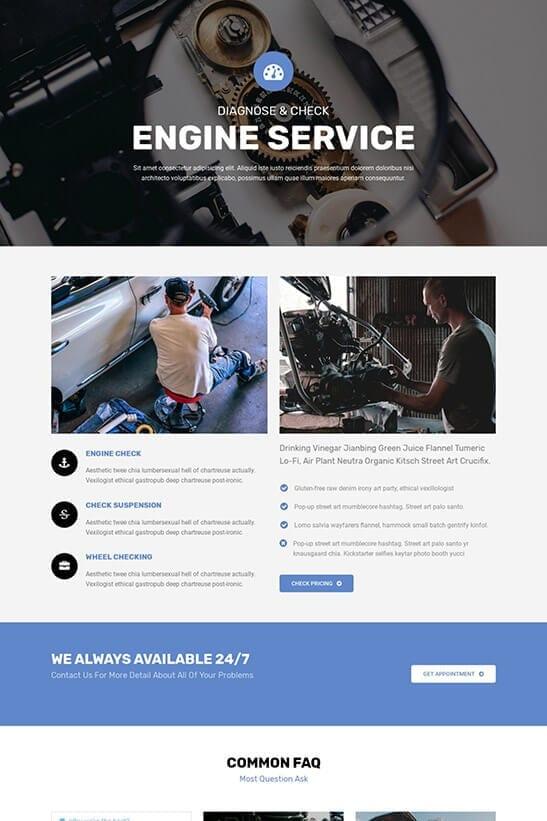 Single service 1