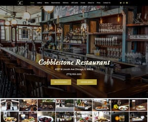 Cobblestone Restaurant Chicago