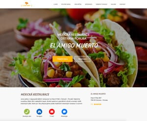 El Amigo Muerto - Mexická Restaurace - Ostrava Poruba