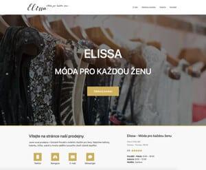 Móda pro každou ženu - Elissa - Módní boutique Ostrava - Poruba