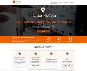 Libor Kučeja - Elektro Instalace Opava a okolí