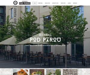 Restaurace Pod Párou Praha
